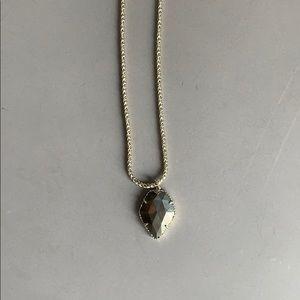 Kendra Scott Bronze Pendant necklace